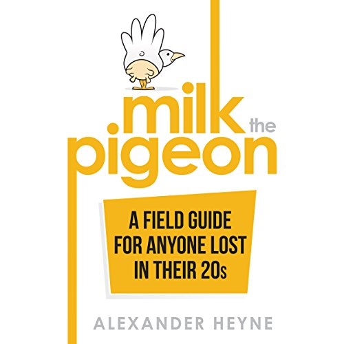 Milk the Pigeon audiobook cover art