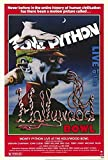 Coffee House or Home Wall Decor Metal Tin Sign 12x16inches,Monty Python Live at Hollywood Bowl,Metal Tin Sign Aluminum Metal Signs,Wall Decorative Garage