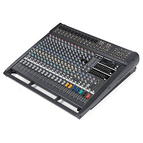 Samson SAS4000 Powered Mixer met MP3-speler
