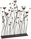 """Dimensions: 24""""Wx5""""Dx32.5""""H 10 lbs. Hand-crafted by highly skilled artisans using all metal construction Each piece is individually hand-finished by our artisans Exclusive to the Design Toscano brand and perfect for your home or garden All metal cons..."""