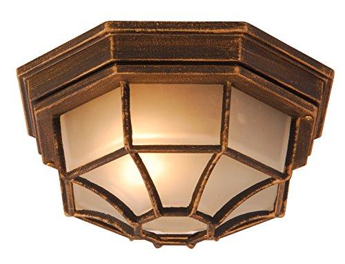 Außenlampe Außenleuchte Terrasse Balkon Veranda Lampe Leuchte Globo Perseus 31213