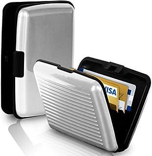 محفظة لبطاقات الائتمان للجنسين من الوما - رمادي