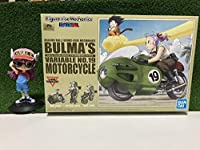 ブルマの可変式No.19バイク ドラゴンボール フィギュア プラモデル