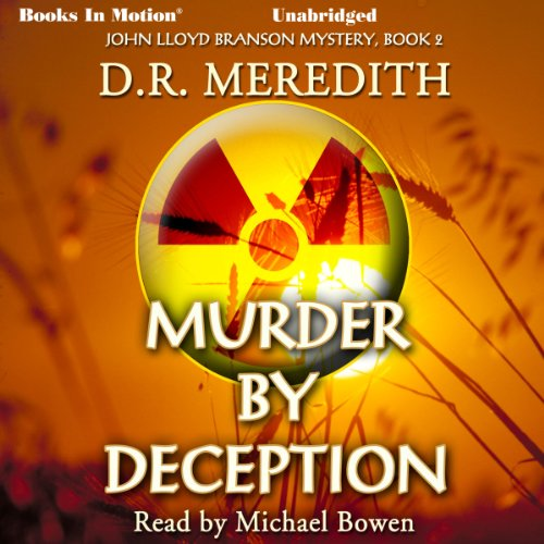 Murder by Deception audiobook cover art