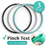 Sealing Ring for 8 Qt IP - Replacement Silicone Gasket Seal for 8 Quart Instapot Pressure Cooker - Insta Pot Accessories Fit for 8QT