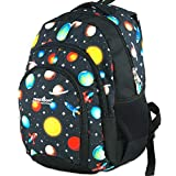 Mochila Escolar Grande para niños y niñas (39 litros), Premium - yeepSport S119dx (Universe)