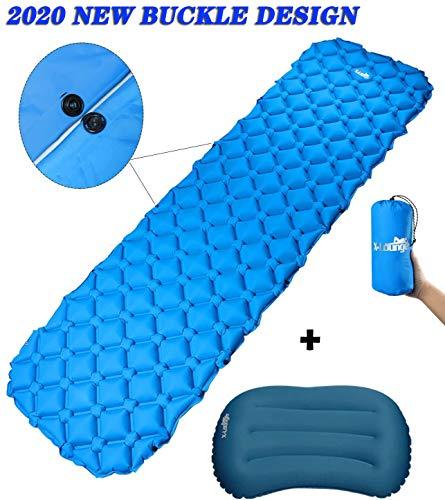 X-Lounger Aufblasbare Isomatte Camping-Isomatte Ultraleichte Mat Schlafmatte für Camping,Outdoor,Wandern,Strand,Reise Aktion: Sichern Sie sich jetzt 5 € Rabatt mit der Amazon App. Hier klic