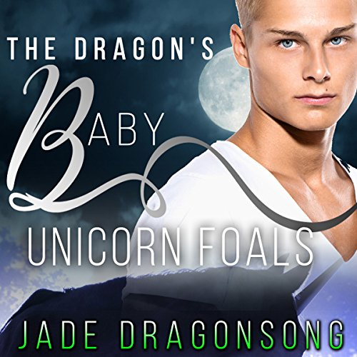 The Dragon's Baby audiobook cover art