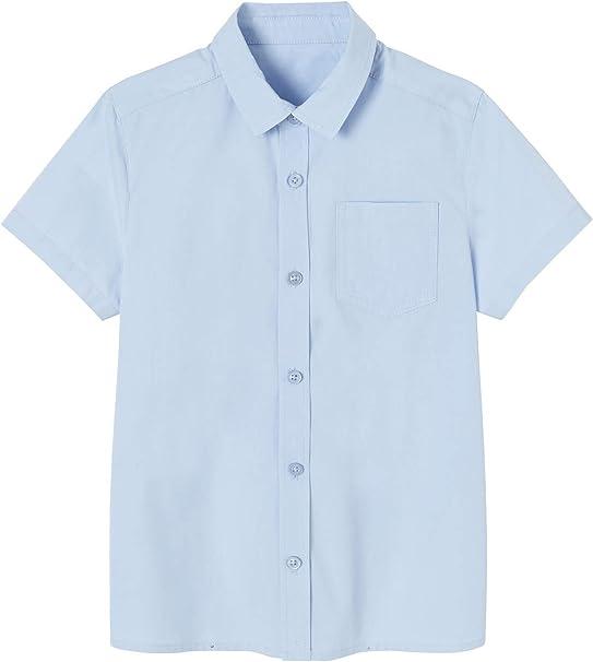 Vertbaudet - Camisa de manga corta para niño