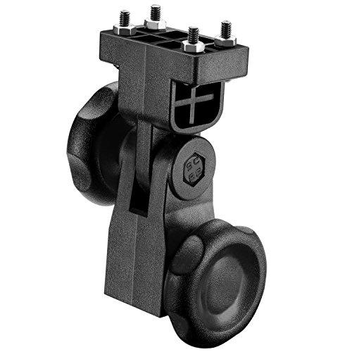 Neewer - Adaptador convertidor de luz Ajustable para lámpara de Anillo, Adaptador anular estándar Hecho de plástico Duradero