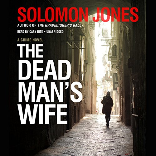 The Dead Man's Wife audiobook cover art