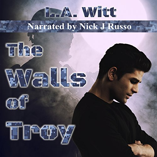 The Walls of Troy audiobook cover art