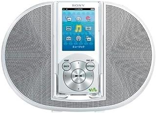 SONY ウォークマン Sシリーズ スピーカー付 [メモリータイプ] 8GB ホワイト NW-S644K/W