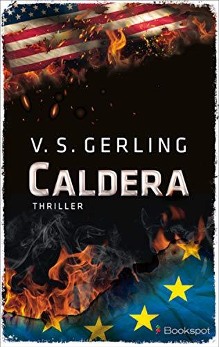 Buchseite und Rezensionen zu 'Caldera: Thriller' von V. S. Gerling