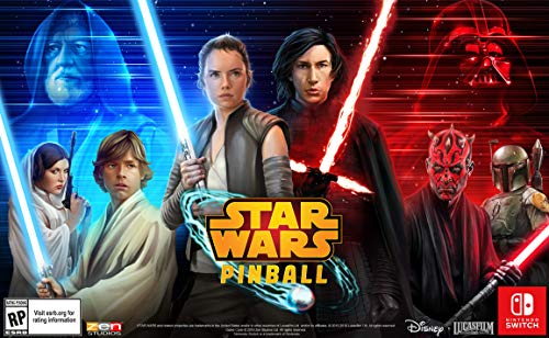 Star Wars Pinball - Nintendo Switch