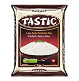 Tastic Rice - Long Grain Parboiled Large Bag (Kosher) 1kg