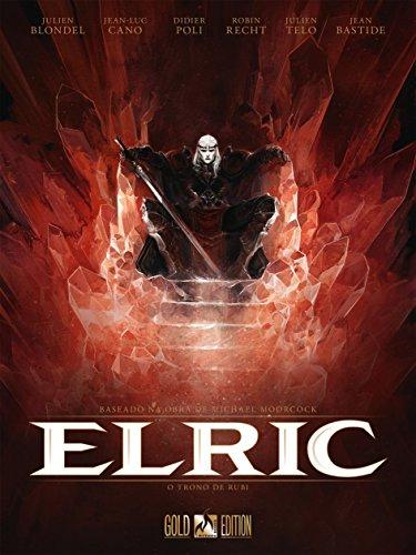 Elric Vol. 01: O trono de rubi