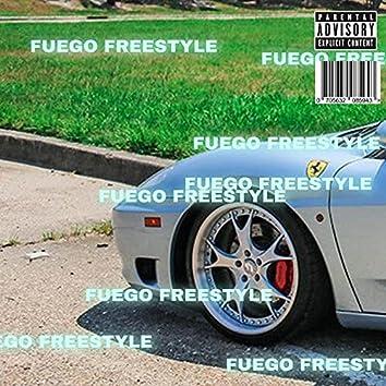 Fuego Freestyle (feat. JAYCENTH, Rok$ Cnghm, SSTUN4, Atex & Cameron Denzel)