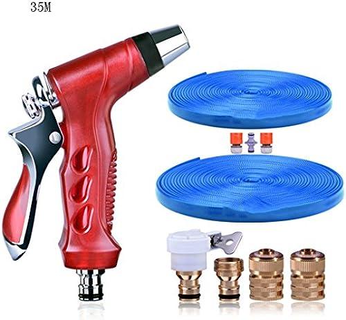 SHI XIANG SHOP Hochdruck-Metall-Waschanlage Wasserpistole A+ ( Größe   35 meters )