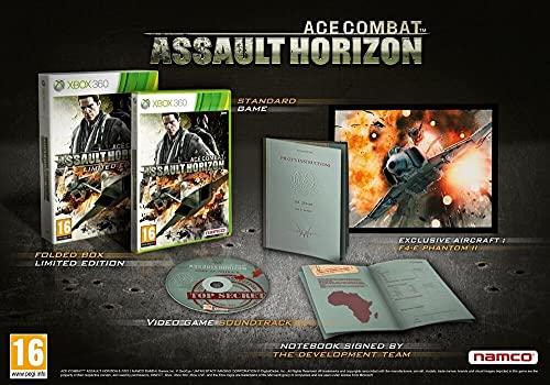 Ace combat : assault horizon - édition limitée [Xbox 360] [Importado de Francia]