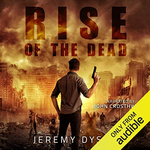 Rise of the Dead audiobook cover art