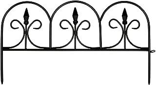 Best wrought iron garden border Reviews