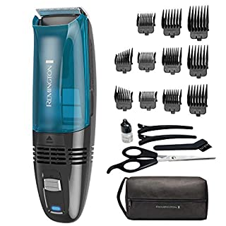 Remington Hc6550 Cordless Vacuum Haircut Kit, Vacuum Beard Trimmer, Hair Clippers for Men, 18Piece (B014SG616I) | Amazon price tracker / tracking, Amazon price history charts, Amazon price watches, Amazon price drop alerts