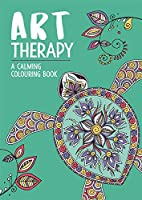 Art Therapy: A Calming Colouring Book for Adults