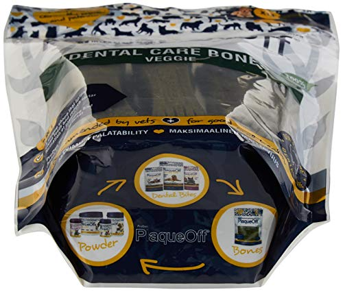 Proden Plaque Off Dental Care Bones Vegetable Fusion, 482 G