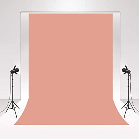 Kate Fotografie Hintergrund 1 5x2 2m Lachs Rosa Foto Elektronik