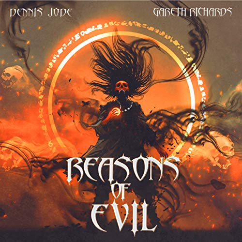 Reasons of Evil audiobook cover art