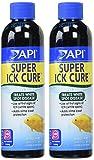 API Liquid Super Ick Cure, 8-Ounce (2 Pack)