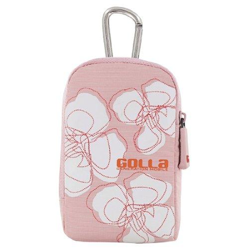 Hama Golla Isle G694 Kompaktkamera-Tasche rosa
