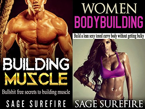 Muscle Fitness: Building Muscle And Women Bodybuilding Bundle – Muscle And Fitness (English Edition)
