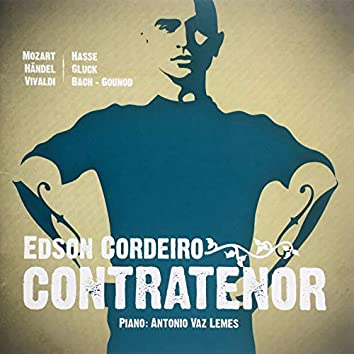 Contratenor (Arr. for Voice and Piano)