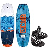CWB Charger Kinder Wakeboard 119cm Junior Wakeboard-Set Bindung