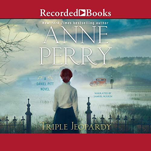 Triple Jeopardy Audiobook By Anne Perry cover art