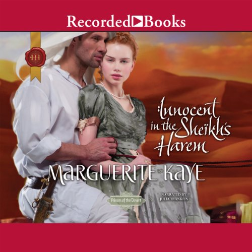 Innocent in the Sheikh's Harem audiobook cover art