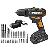 Worx Cordless Drills - Best Reviews Guide