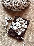 80 Tubes en céramique EM, Micro-organismes efficaces améliorent Le goût de Votre Eau en Carafe;par Terre-et-lumière, Origine Japon