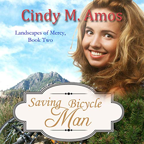 Saving Bicycle Man Audiobook By Cindy M. Amos cover art
