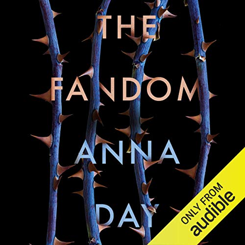 The Fandom audiobook cover art