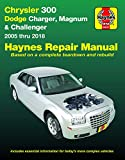 Chrysler 300, Dodge Charger, Magnum & Challenger from 2005-2018 Automotive Repair Manual