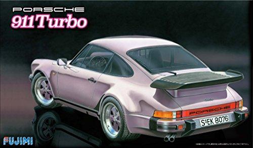 Fujimi modelo 1./2.4. Rial Sports Car Series No.5.7. Porsche 9.1.1. Turbo modelo de coche