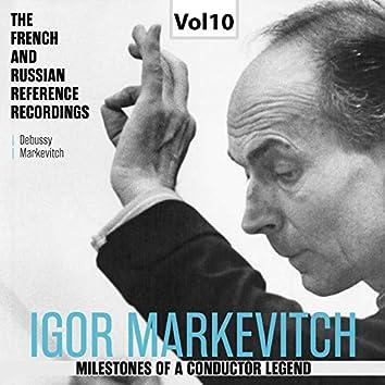 Milestones of a Conductor Legend: Igor Markevitch, Vol. 10