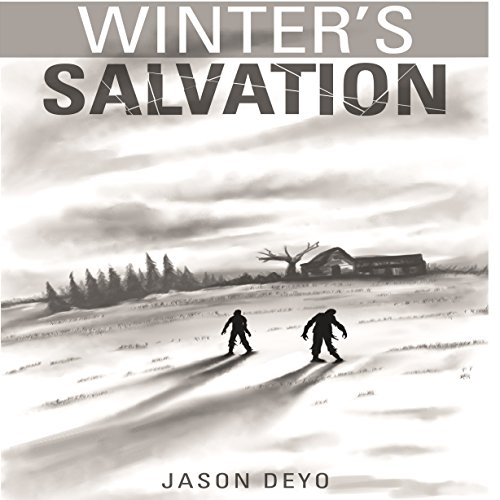 Winter's Salvation audiobook cover art