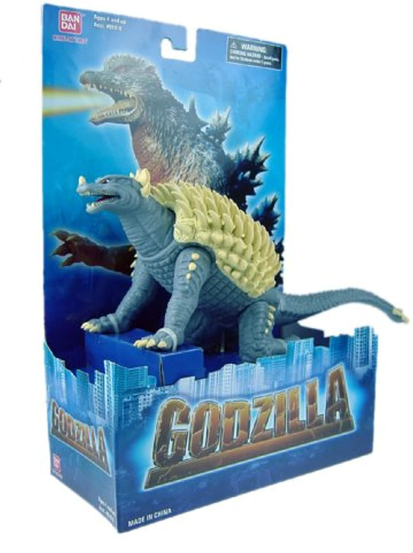 Godzilla - 91822 - Classic Figur - ANGUIRUS - beweglich - 6.5  Scale   ca.11cm hoch & ca. 32cm lang