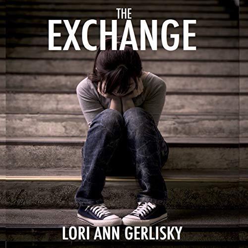 The Exchange audiobook cover art