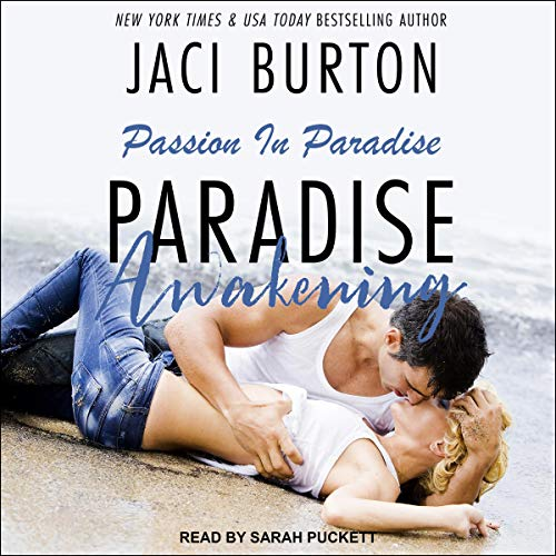 Paradise Awakening audiobook cover art