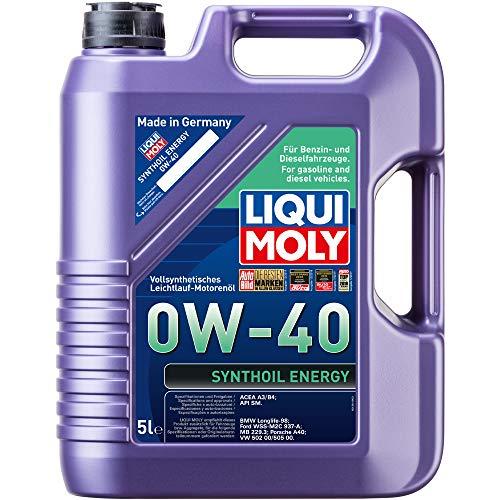 LIQUI MOLY 1361 Synthöl Energy 0 W-40 5 L